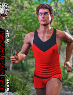 JRH dForce Ben Sportswear for G8M