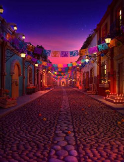 Day of the Dead Street