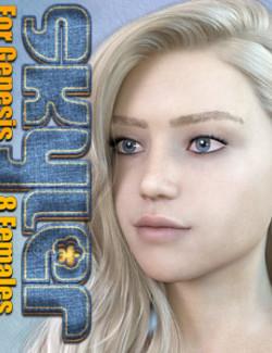 Skyler for Genesis 8 Females