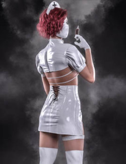 Let Me Heal You dforce outfit for Genesis 8 & 8.1 Female(s)