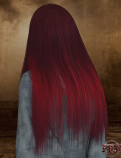 Prae-Scare Hair La Femme Poser