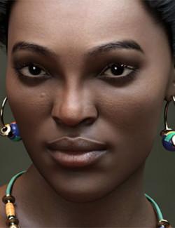 Adesewa For Genesis 8 Female