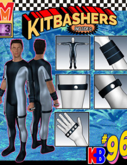 Kitbashers 096 MMG3M