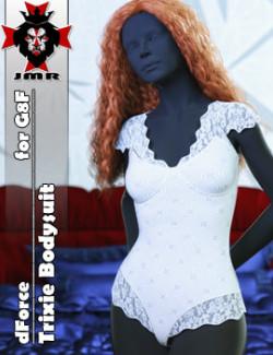 JMR dForce Trixie Bodysuit for G8F