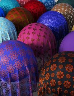 Luxurious Chiffon Fabric Iray Shaders