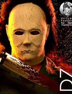 DZ G8M Horror IconZ - MikeMyerZ Costume