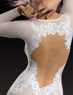 Sexy Skinz - Bodysuits Collection for Genesis 8.1 Females