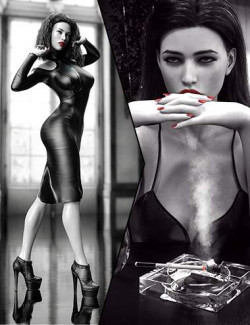 Z Beauty Fatale Shape and Pose Mega Set for Genesis 8 and 8.1 Female