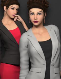 Office Suit VIII for La Femme