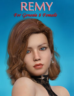 Remy For Genesis 8 Female