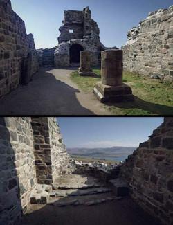 HD Scans Church Ruin 2