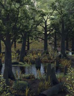 Muelsfell Modular Murky Swamplands