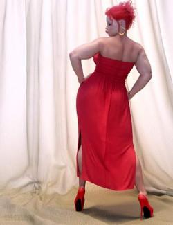 dForce Grace Dress for Genesis 8.1 Female