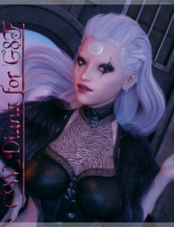 CW_Diana for Genesis 8 Female